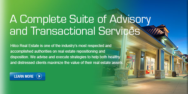 Advisory and Transactional Services