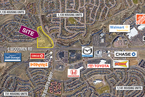 Colorado Springs, CO Development Land