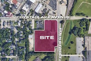 Crystal Lake Ave