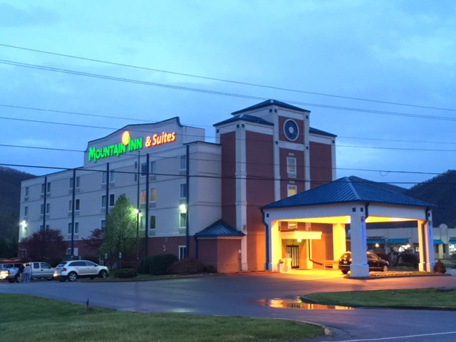 Former Holiday Inn Express