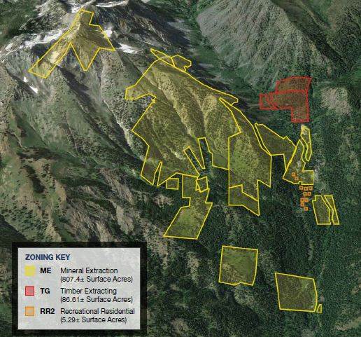 Gold And Silver Mining In Panama Mail: Property